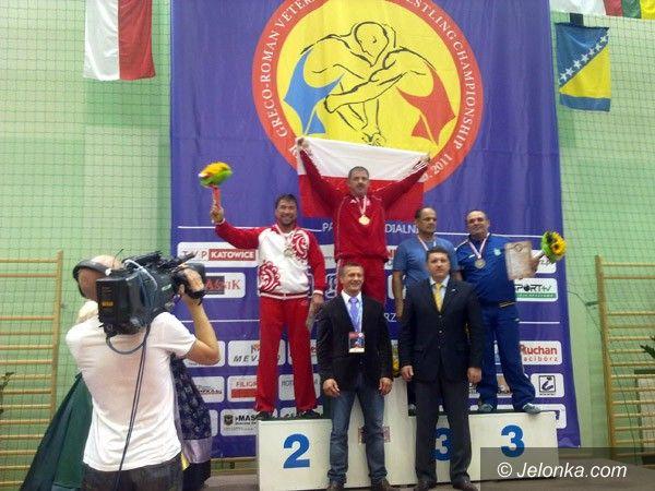 Racibórz: Mirosław Wieczorkiewicz po raz czwarty z rzędu mistrzem świata weteranów!