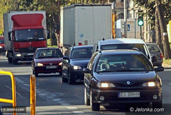 JELENIA GÓRA: Już niebawem ciężarówki staną na wadze