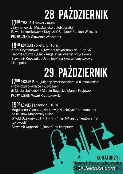 JELENIA  GÓRA: W piątek ruszy Festiwal Laboratorium Myśli Muzycznej