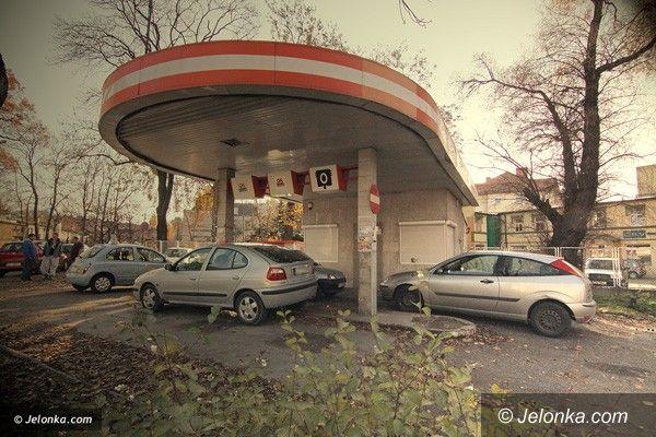 JELENIA GÓRA: Informacja turystyczna w dawnej stacji benzynowej?