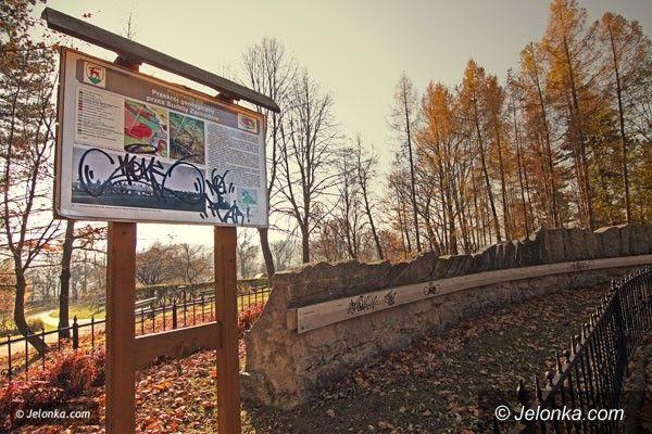 JELENIA GÓRA: Rewitalizacja Wzgórza Kościuszki wymaga przyspieszenia