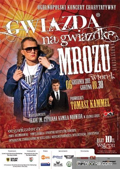 Jelenia Góra: Bilety na Mroza sprzedane!