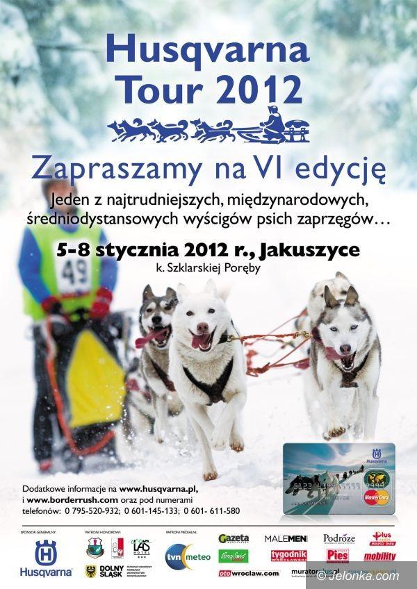 Jakuszyce: Zimowy sport na czterech łapach – Husqvarna Tour 2012