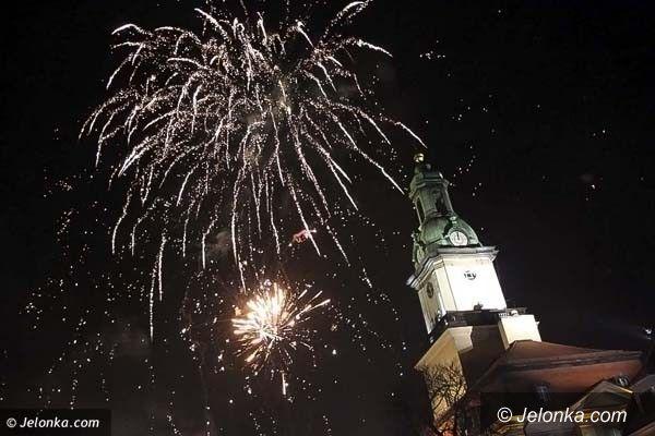 JELENIA  GÓRA: Wszystkiego dobrego w Nowym Roku!