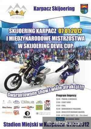 Karpacz: Karpacz będzie gospodarzem I Międzynarodowych Mistrzostw w Skijoering Devil Cup