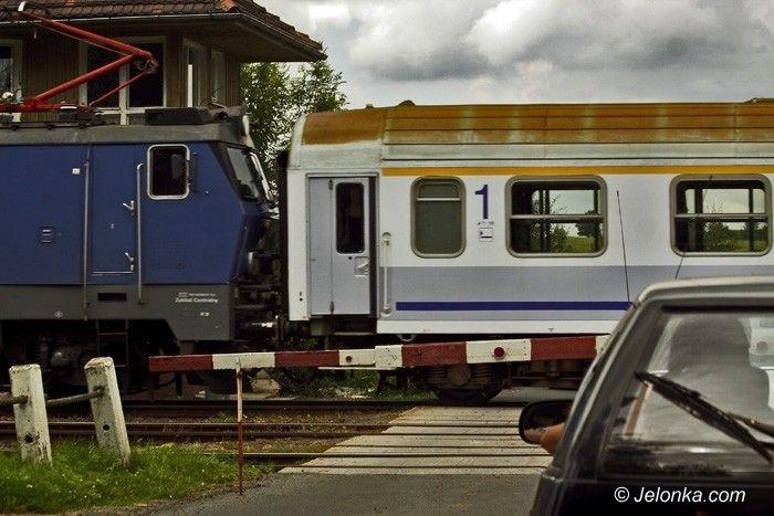REGION JELENIOGÓRSKI: Z regionu do stolicy pociągiem za dnia?