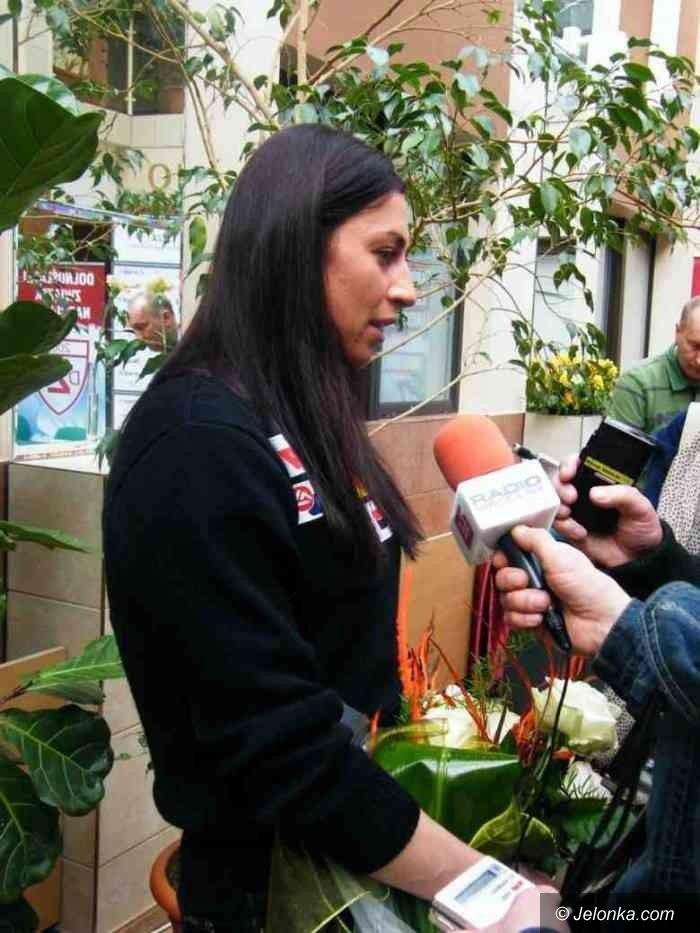 Jakuszyce: Justyna Kowalczyk szlifuje formę w Szklarskiej Porębie