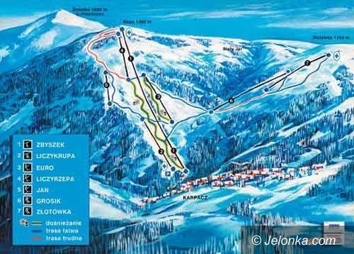 REGION JELENIOGÓRSKI: Wyciągi w Karpaczu czekają na narciarzy