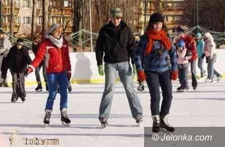 Jelenia Góra: Zwycięzcy pierwszych gier i zabaw na lodzie