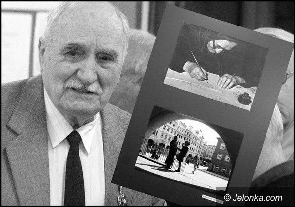 JELENIA GÓRA: Zmarł fotografik Waldemar Wydmuch. Chwytał życie w kadr