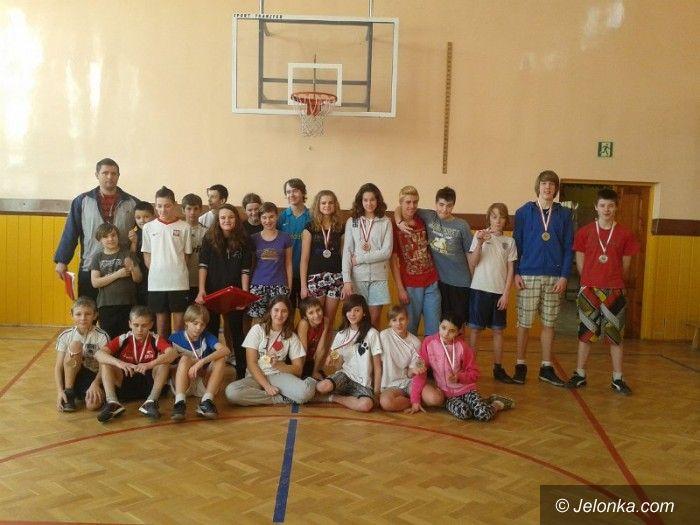 Jelenia Góra: Ferie na sportowo w SP 8 zakończone