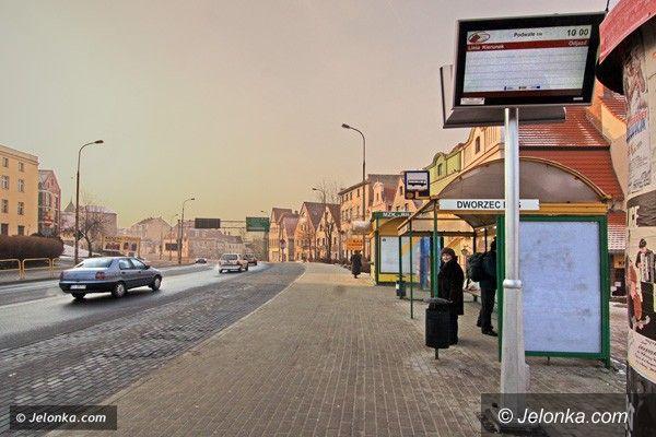 JELENIA GÓRA: Punktualność autobusów (nie)monitorowana