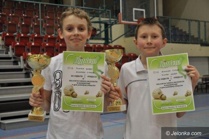 Strzelce Opolskie, Pszczyna, Wrocław: Kolejne starty badmintonistów Chojnika