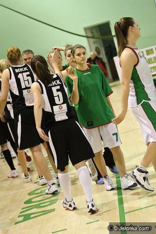 I-liga koszykarek: Koszykarki przegrały arcyważny mecz