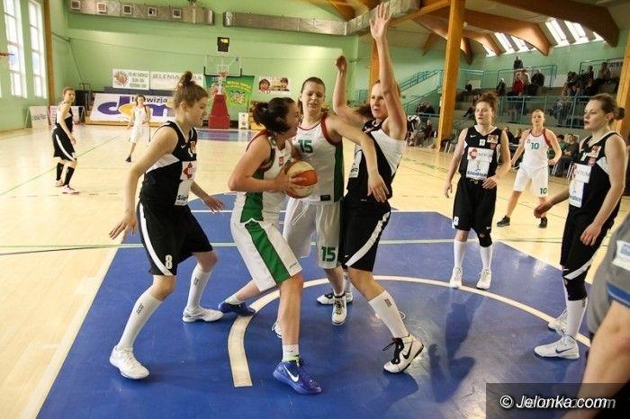 I-liga koszykarek: Uniwersytet Gdański pogrąża BasketPro