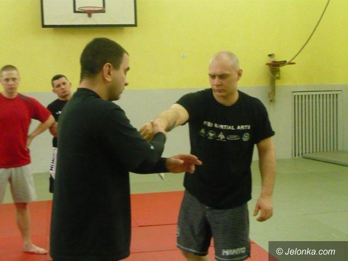 Jelenia Góra: Seminarium sztuk walki