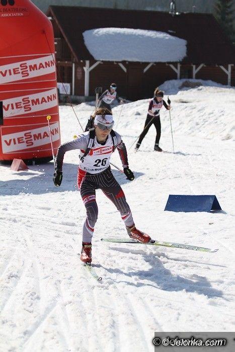 Polana Jakuszycka: Biathloniści walczą w Jakuszycach