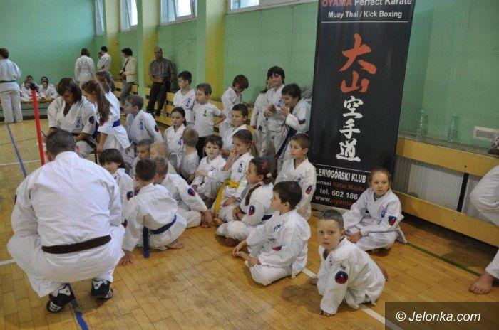 """Jelenia Góra: I Turniej Oyama Karate """"Sprawny jak Samuraj 2012"""""""