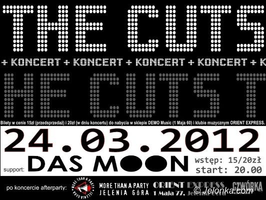 JELENIA GÓRA: DAS MOON, THE CUTS, a potem afterparty. W sobotę w Oriencie