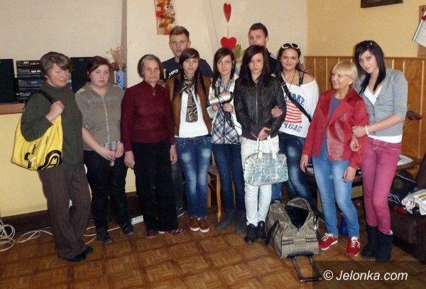 JELENIA GÓRA: Wolontariusze z Bursy Szkolnej Nr 1 sprawili się na medal