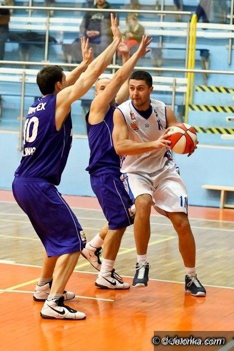I-liga koszykarzy: Ostatni mecz wyjazdowy Sudetów w rundzie zasadniczej