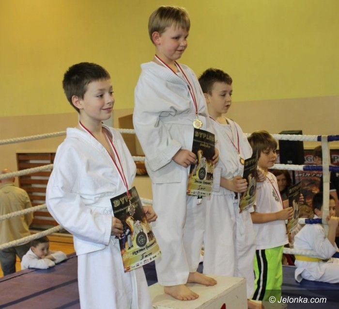 Jelenia Góra: Młodzi fighterzy w akcji