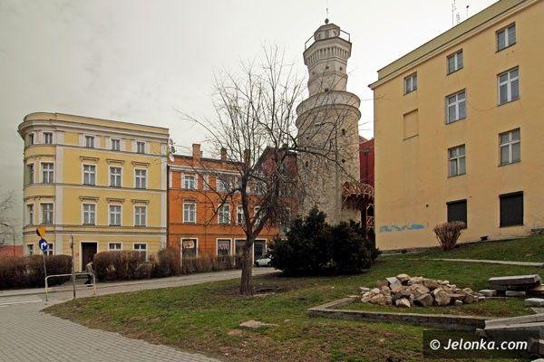 Wieża Bramy Zamkowej z galerią widokową