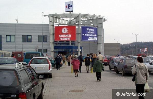 JELENIA GÓRA: Real otworzy hipermarket w dwa lata. Zamiast Carrefour