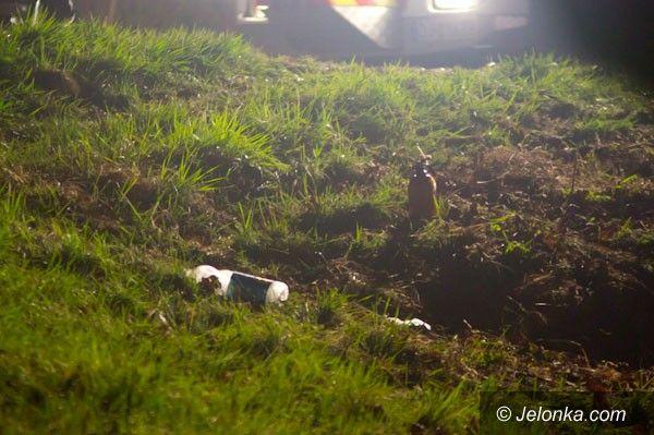 REGION JELENIOGÓRSKI: Po zderzeniu w Rybnicy. Pijany kierowca w areszcie