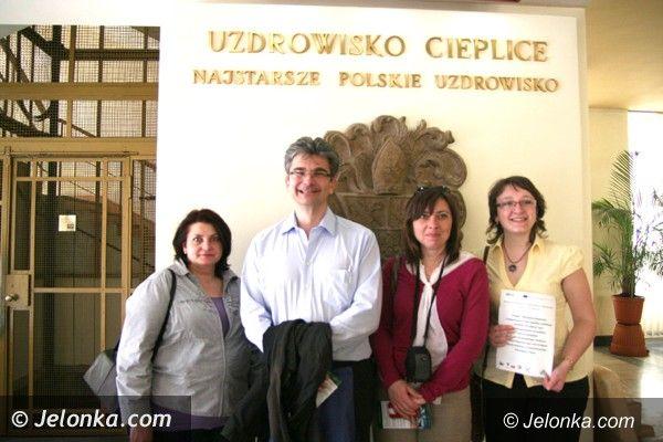 Jelenia Góra: Zacieśniają współpracę z Uniwersytetem Technicznym w Libercu