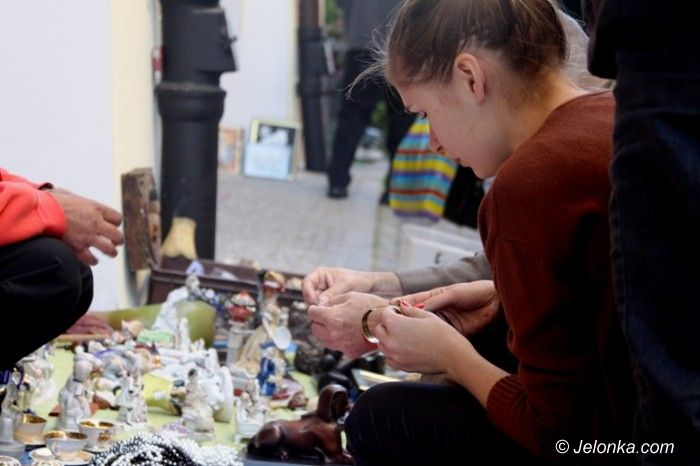 Jelenia Góra: Centrum Jeleniej Góry tonęło w starociach i osobliwościach