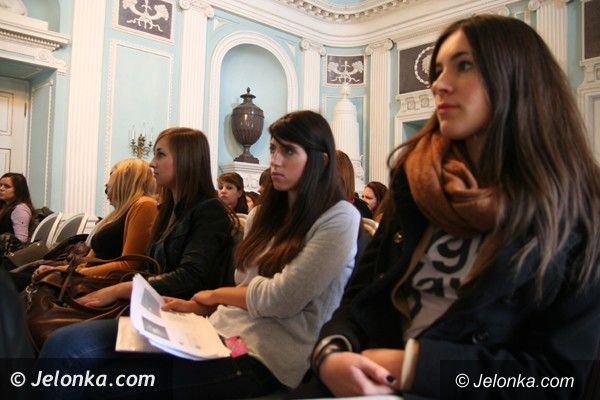 """Jelenia Góra: Międzynarodowo w """"Norwidzie"""""""