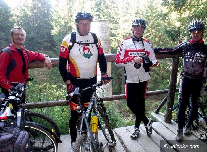 Region: Uczcili katastrofę czeskich sąsiadów wycieczką rowerową