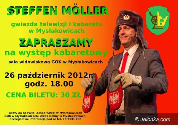 Region: Steffen Möller wystąpi w piątek w Mysłakowicach