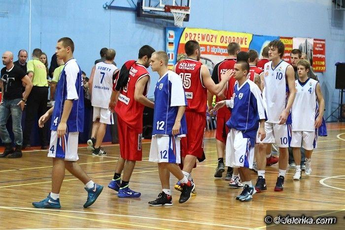 II-liga koszykarzy: Ślązacy opanowali Sudety