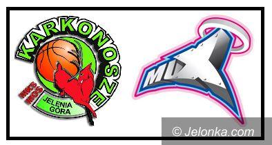II-liga koszykarek: Weekend z koszykówką kobiet w Jeleniej Górze