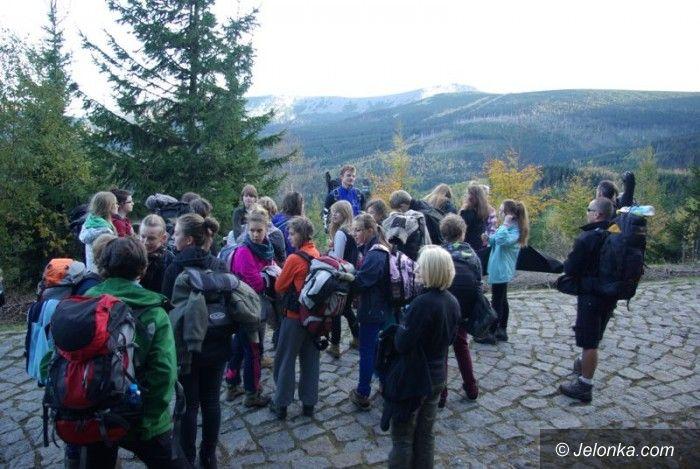 Region: W Karpaczu były międzyszkolne zawody w ratownictwie górskim