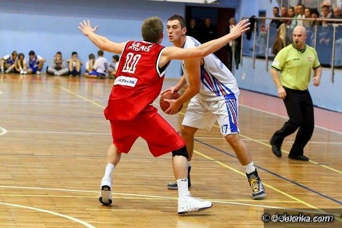 II-liga koszykarzy: Sudety nie dały rady liderowi