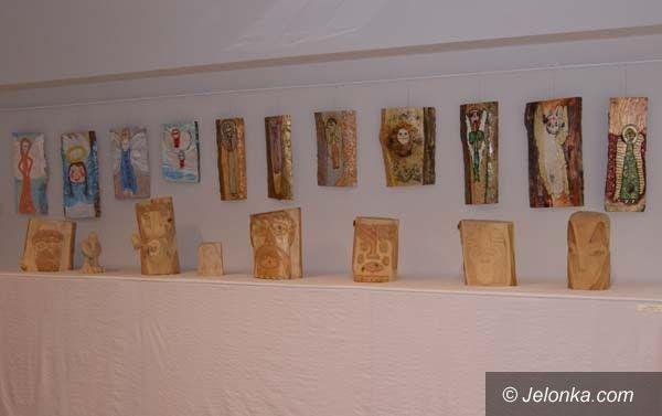 Jelenia Góra: Fascynacje uczestników WTZ na wystawie