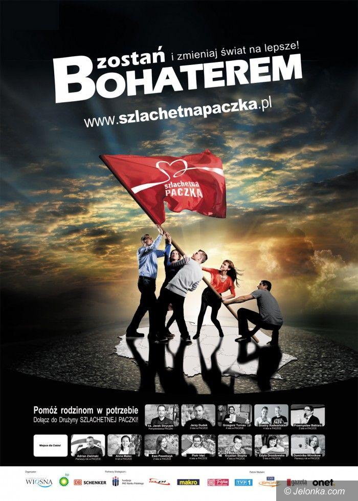 Kraj: Rusza Szlachetna Paczka 2012, dołącz do tej akcji!