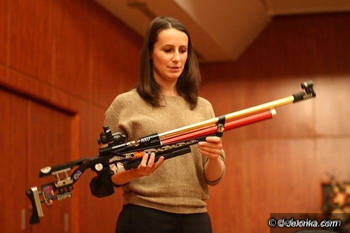 Jelenia Góra: Medalistka olimpijska z wizytą w Jeleniej Górze