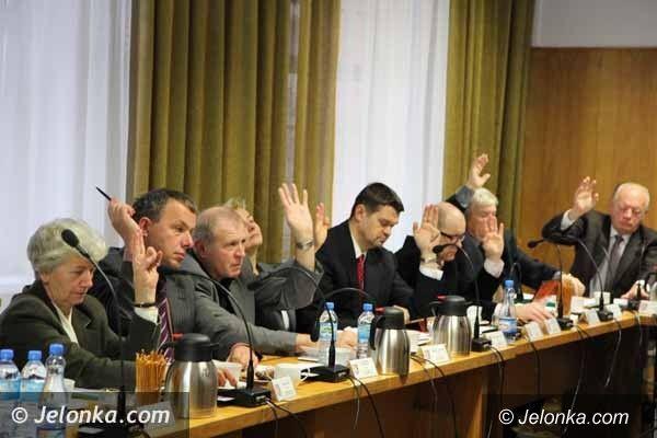 Powiat: Radni powiatu o programie ochrony środowiska w naszym regionie