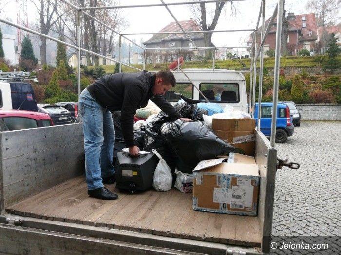 Jelenia Góra: Pracownicy firmy Tauron zorganizowali pomoc dla skrzywdzonych kobiet