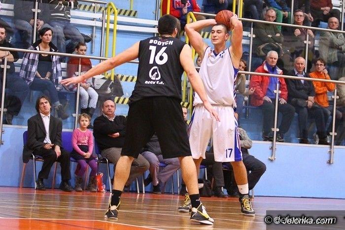 II-liga koszykarzy: Kiepska skuteczność przyczyną porażki w Gliwicach
