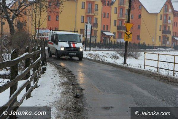 Jelenia Góra: Kierowcy: nie da się jeździć Wojewódzką!
