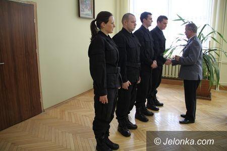 Jelenia Góra: Nowi zasilą szeregi policji
