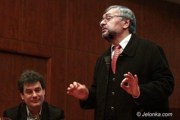 Jelenia Góra: Profesor Roman Lasocki Honorowym Obywatelem Jeleniej Góry