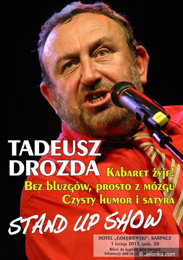 Region: Tadeusz Drozda wystąpi w Karpaczu
