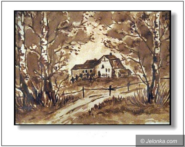 Region: Wernisaż wystawy malowanej… kawą w Kromnowie