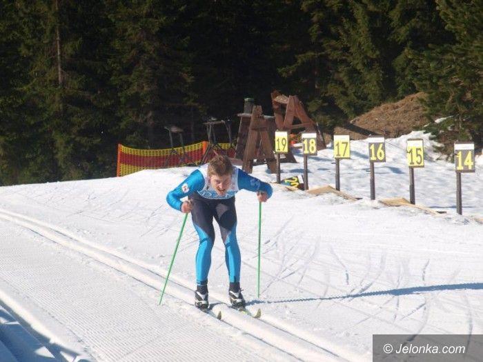 Kościelisko: Srebrny Zawół, drugi medal naszego biathlonisty!